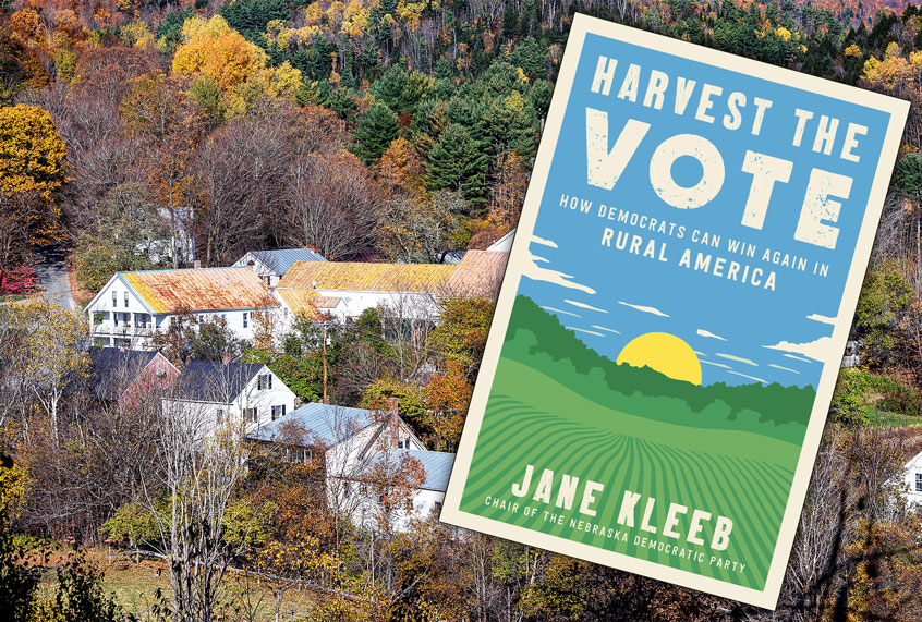 Can Democrats reclaim rural America? Jane Kleeb says yes — and wants to show them how