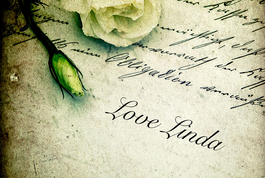 """""""Love, Linda"""": Reading my late mother's love letters to a man who is not my father"""