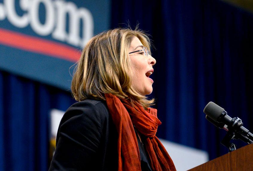 """Shock Doctrine"" author Naomi Klein: Bernie Sanders' Green New Deal plan is our best hope"