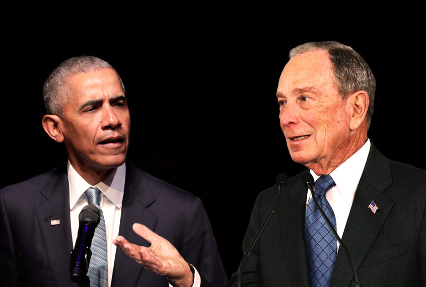"""Leaked audio: Mike Bloomberg trashes Obama and vows to """"defend the banks"""" in Goldman Sachs speech"""