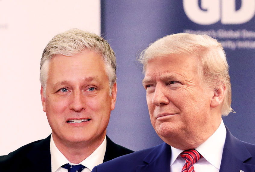 By any means necessary: Trump's prepared to cheat again in 2020 — and lie about it shamelessly