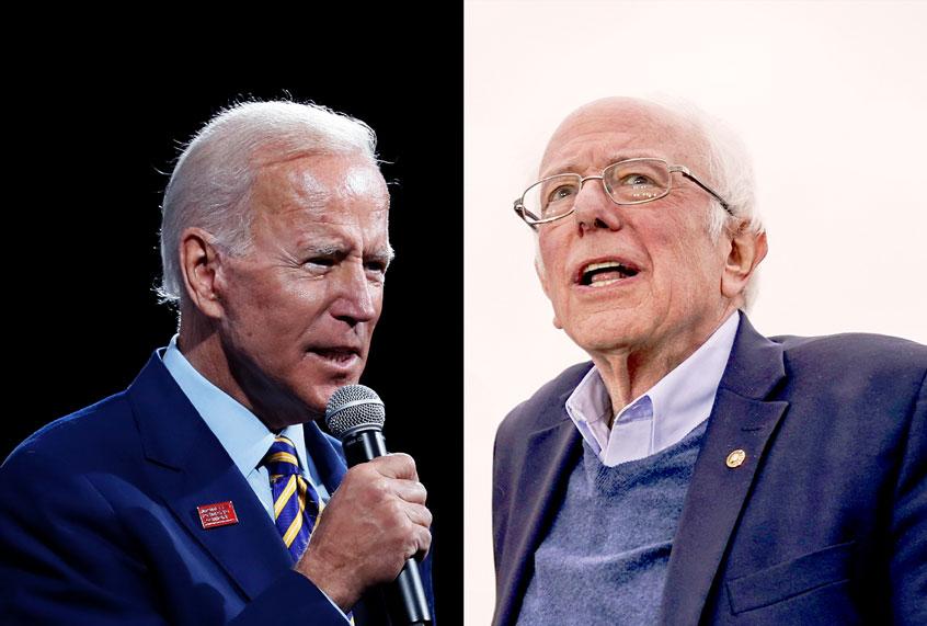 Joe Biden plummets in South Carolina as Bernie Sanders rises in Wisconsin, Michigan, Pennsylvania