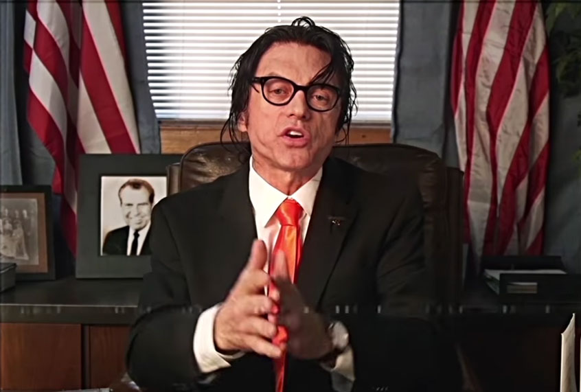 Tommy Wiseau for president? The cathartic appeal of imagining a reality that will never happen