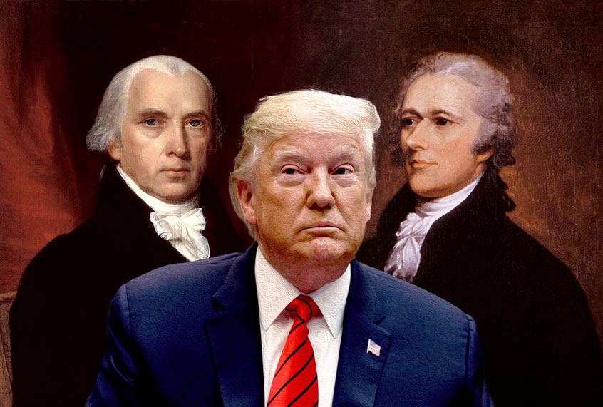 America's fatal flaw: The founders assumed our leaders would have some basic decency