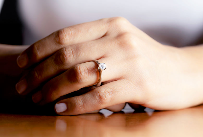 Why women have banded together for ring-shaming online