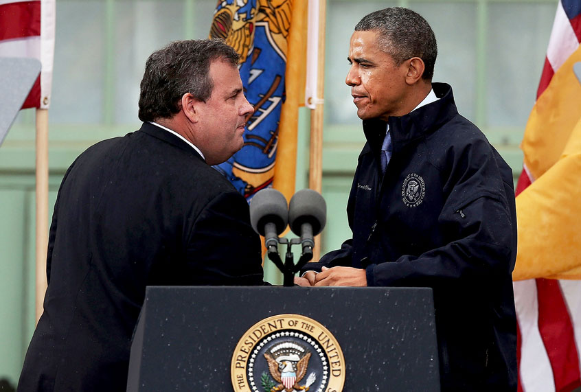 Chris Christie's forgotten lesson in leadership