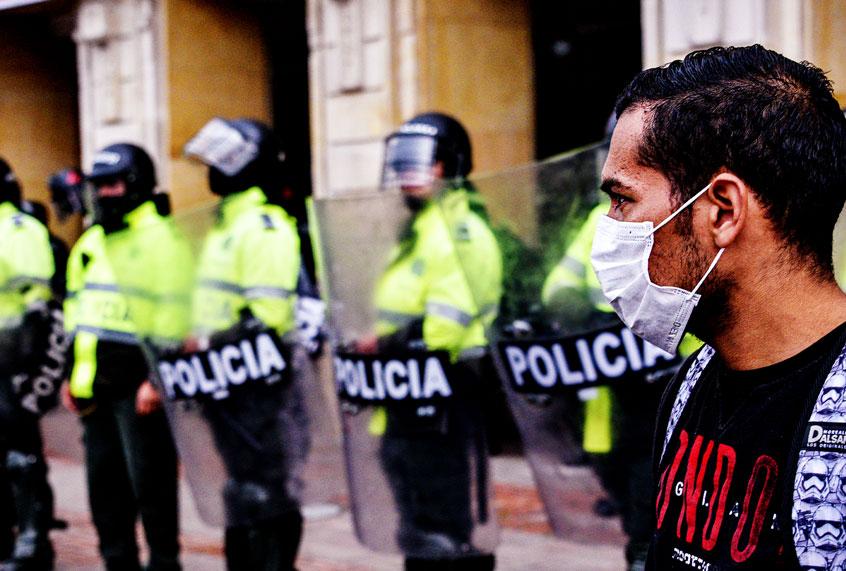 Media struggles to justify cruelty to Iran and Venezuela amid spreading pandemic