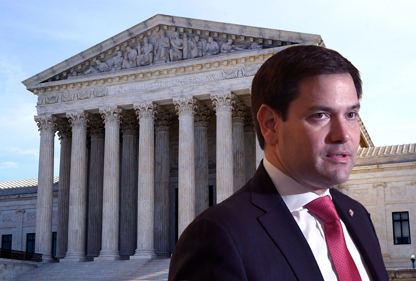 Marco Rubio's final humiliation: Supreme Court stops GOP's seven-year campaign against Obamacare
