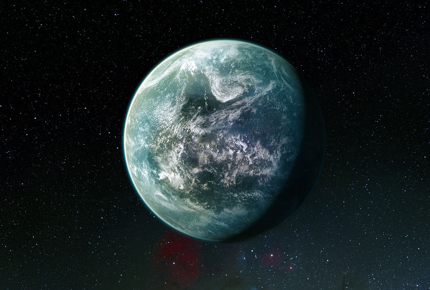 Astronomers discover a new super-Earth thanks to a gravitational miracle - Salon