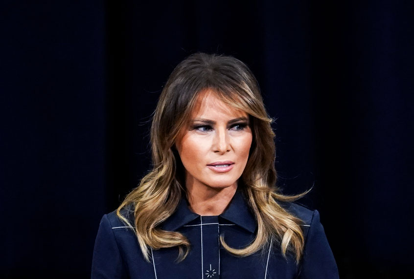 Melania Trump: report
