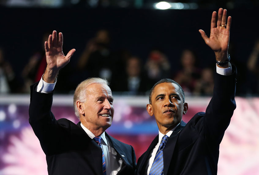 Will Joe Biden repeat Obama's mistakes? Because repairing our damaged democracy is critical