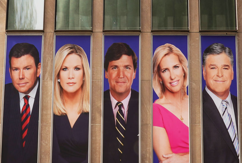 Is Fox News obsessed with `hate`? Study finds...
