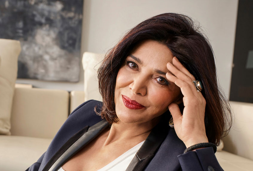 "Music helped treat her daddy's dementia, which's why Shohreh Aghdashloo made ""The Cuban"" thumbnail"
