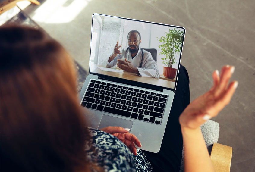 Support from a distance: How to find and see a remote therapist