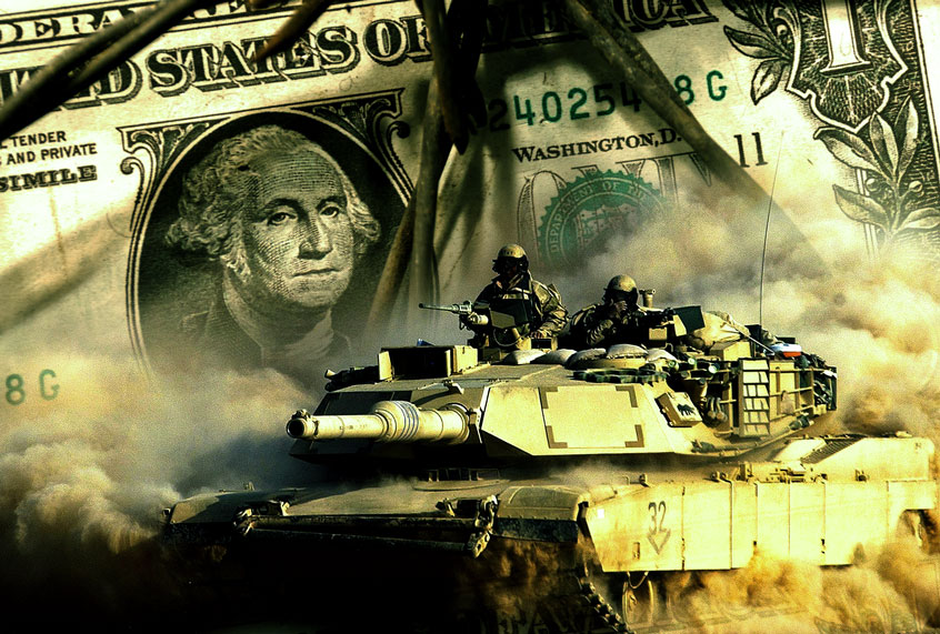 As the pandemic has made clear, America has no welfare state — but we sure have a warfare state