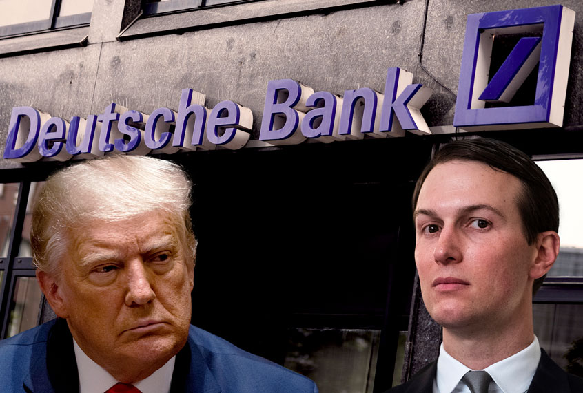 Former Supreme Court justice's son helped Trump get Deutsche Bank loans: report