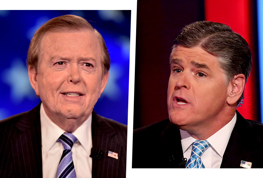 Sean Hannity and Lou Dobbs to be deposed in suit over Fox's coverage of murdered DNC staffer: myth thumbnail