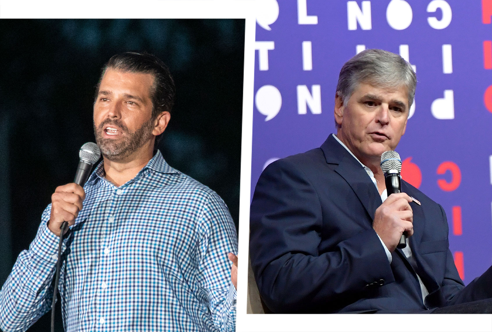 Republican Party spent hundreds of thousands to buy books by Sean Hannity, Donald Trump Jr.
