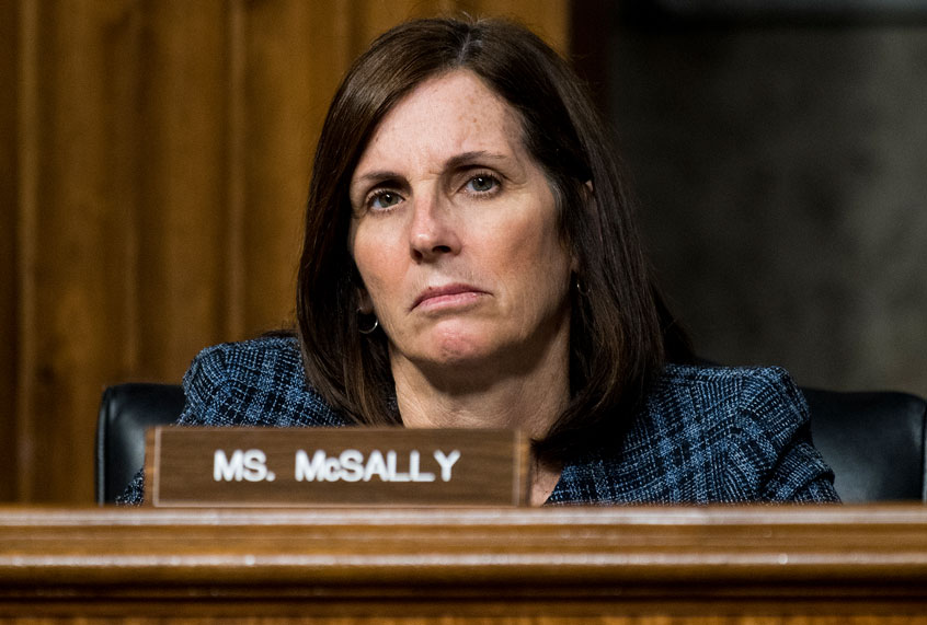 Martha McSally trails Mark Kelly by double digits in Arizona Senate race: poll