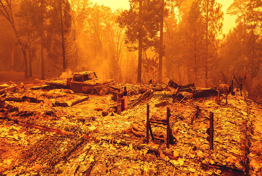 Is this year's horrific wildfire season a fluke, or the new normal? thumbnail