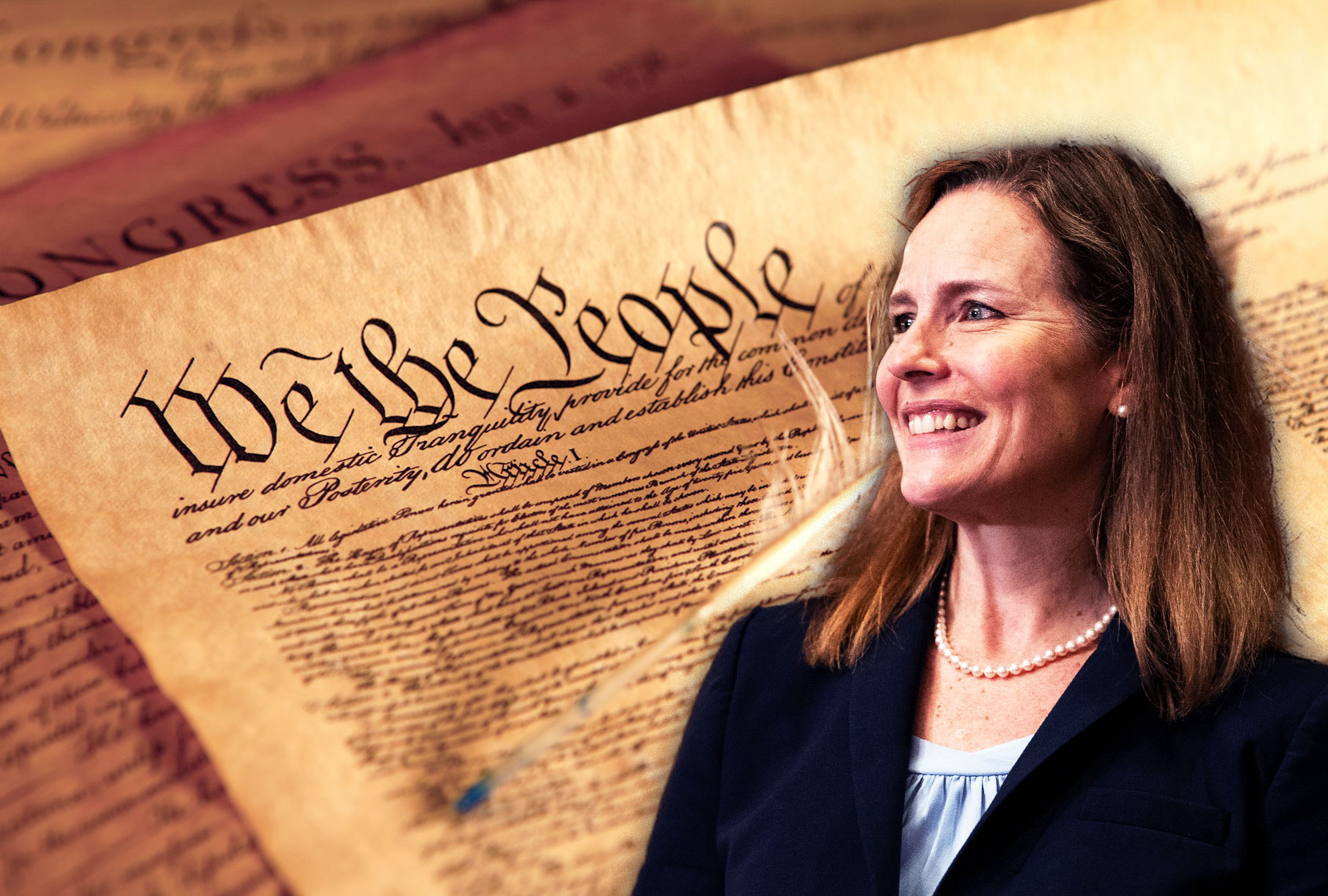 """Amy Coney Barrett and the Second Amendment: Why her """"expansive view"""" is utter BS"""