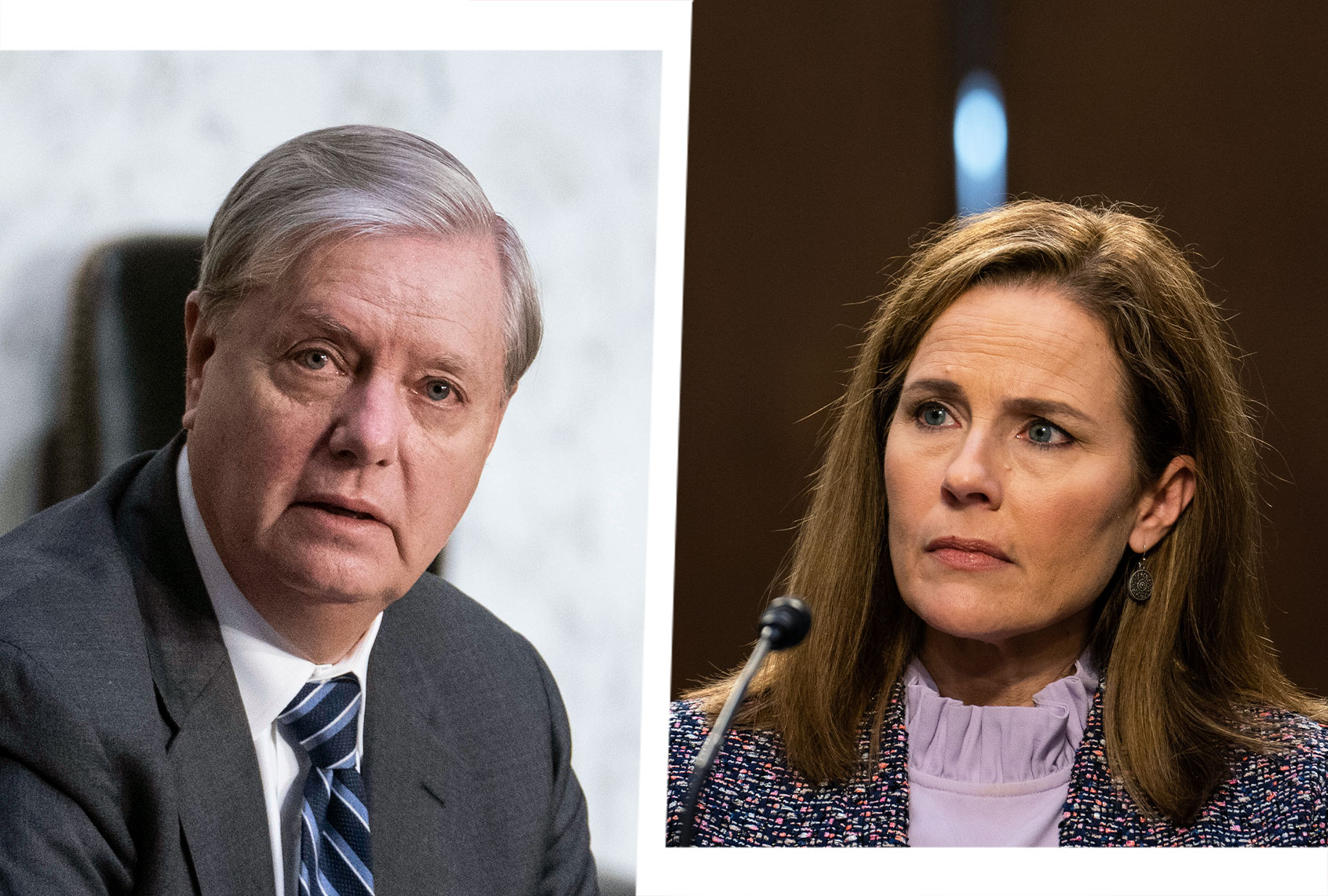 "Amy Coney Barrett is even more ""extreme"" on gun rights than her Republican defenders in the Senate thumbnail"