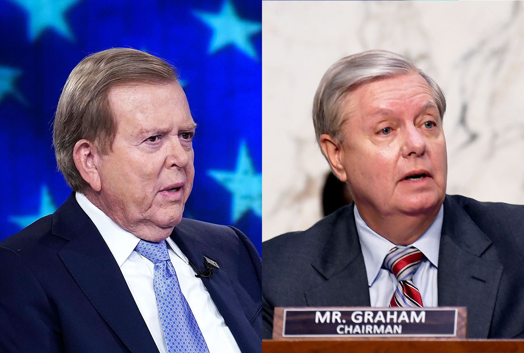 "Fox host tells South Carolina voters not to vote for Graham: ""He has betrayed the American people"""