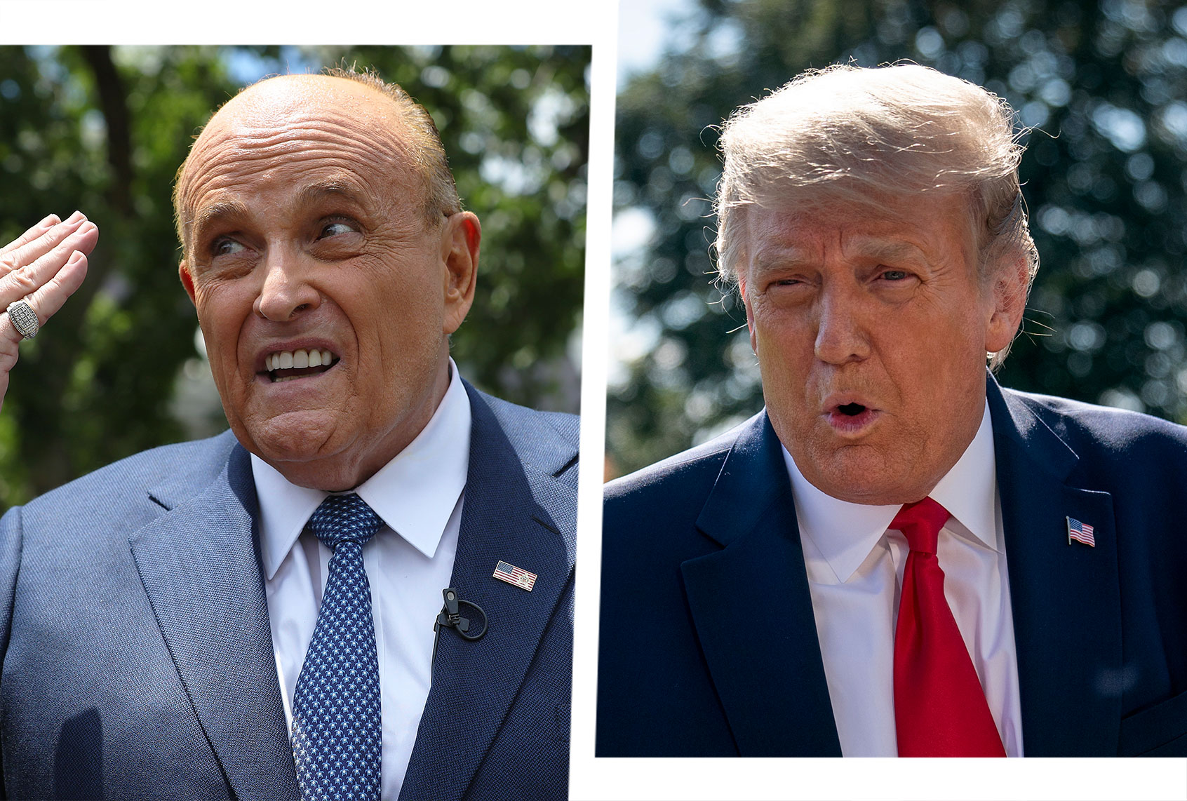 "Rudy Giuliani's daughter calls on Americans to vote out Trump and his ""cruel, selfish politics"""
