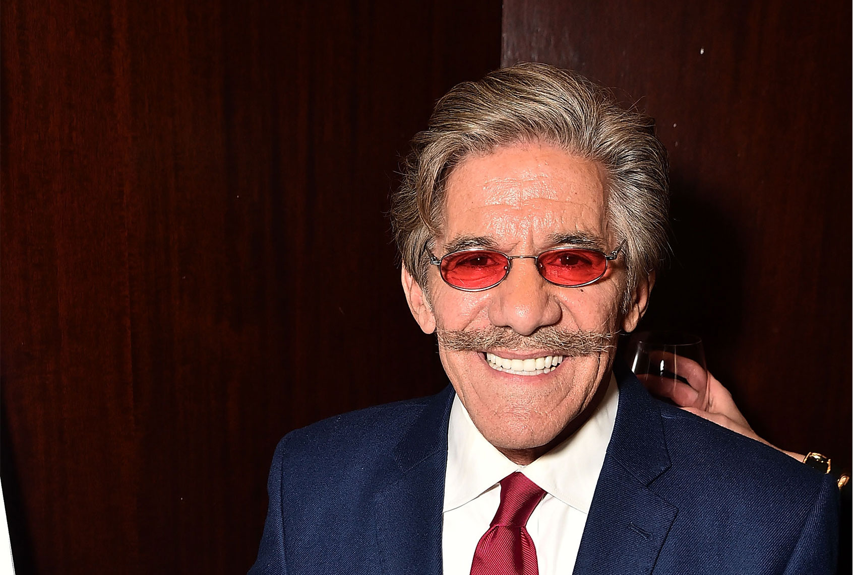 Geraldo Rivera wants to name COVID-19 vaccine after Trump to make him feel better about the election thumbnail