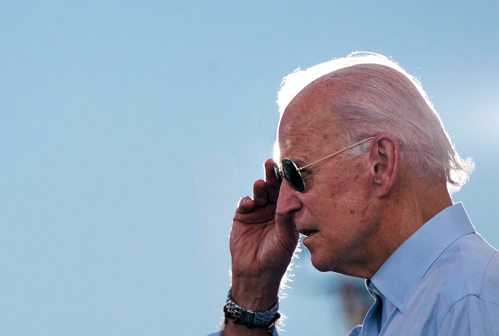 Joe Biden is the PTSD president we need