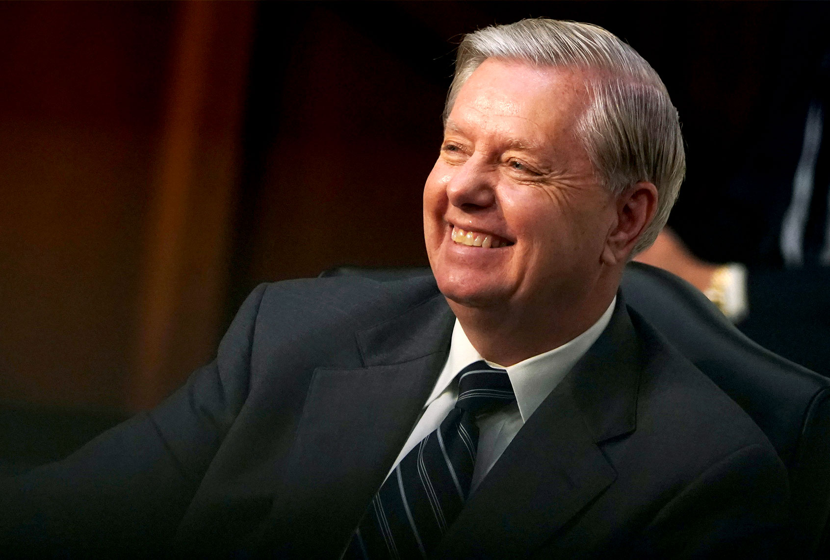 """Lindsey Graham's friends worry he's become """"craven"""" in pursuit of the pro-Trump GOP crown"""