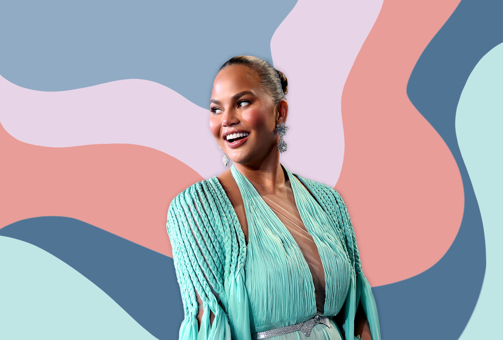 <p>Chrissy Teigen shares her 1-dough-3-cookies recipe for holiday baking thumbnail