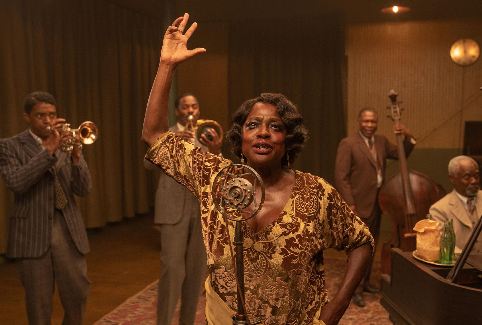 "Ma Rainey's Black Bottom"": Chadwick Boseman's finale performance is  stunning | Salon.com"