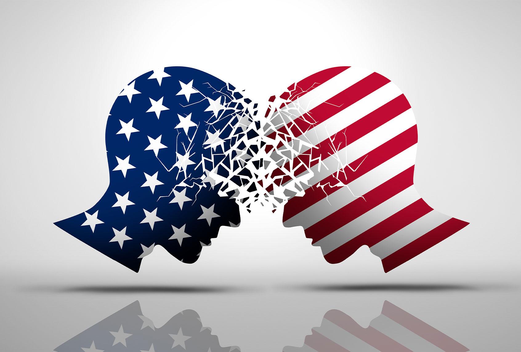 america-fighting-butting-heads-politics-