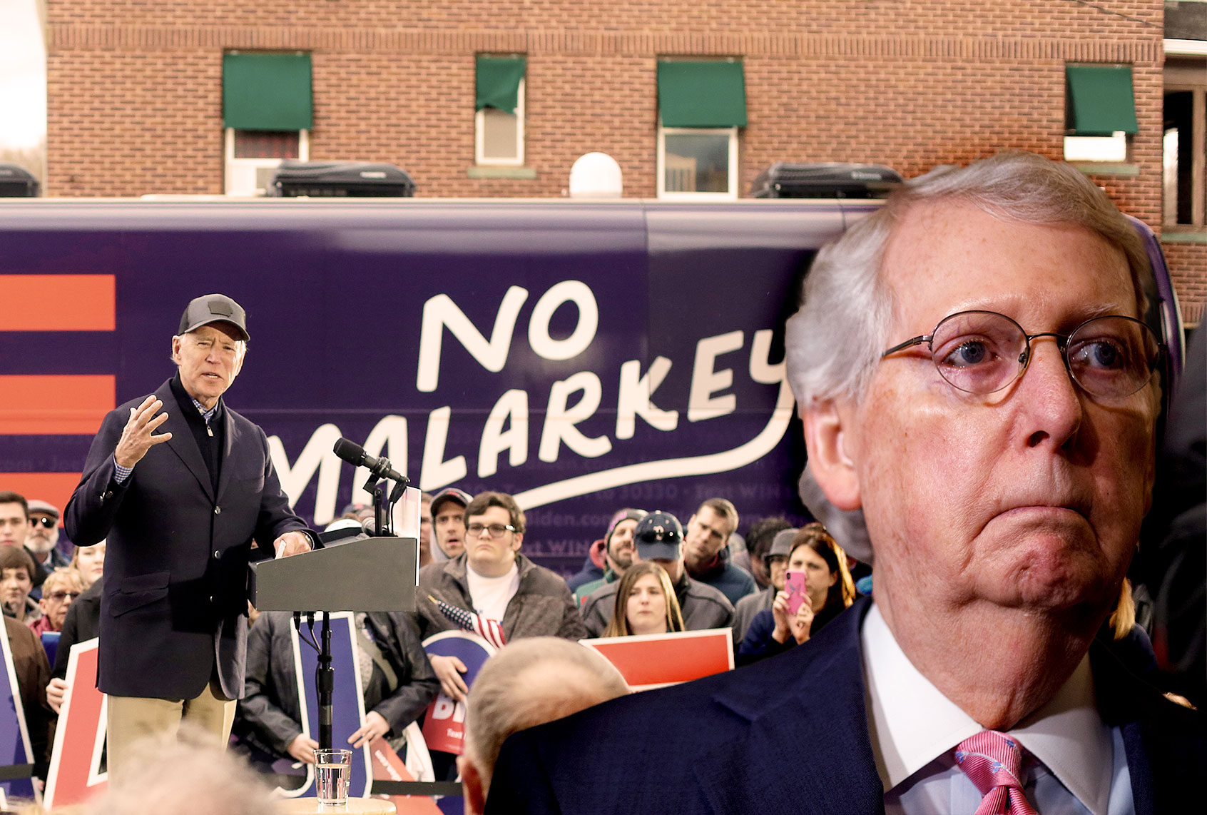 "Biden promised ""no malarkey"" — he can start by ignoring McConnell and nuking the filibuster"