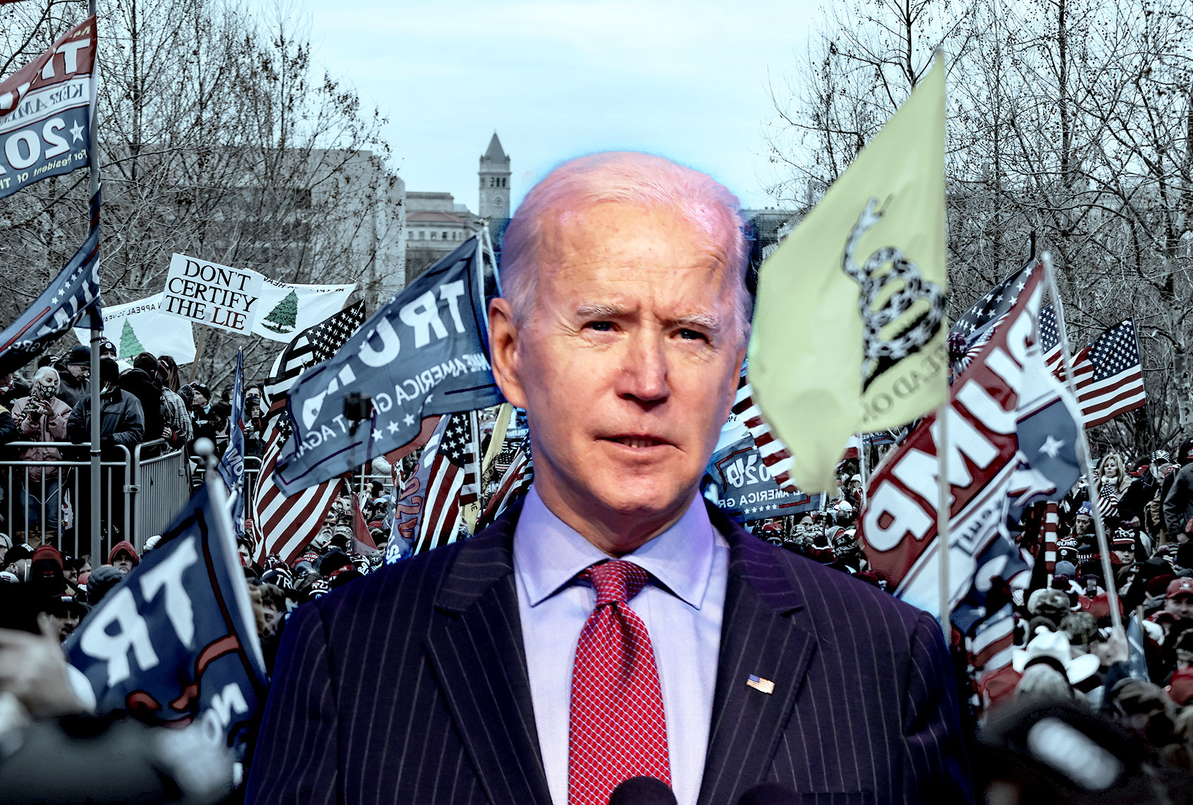 Attack on Capitol was a victory for white supremacy — can Joe Biden rise to the challenge? thumbnail