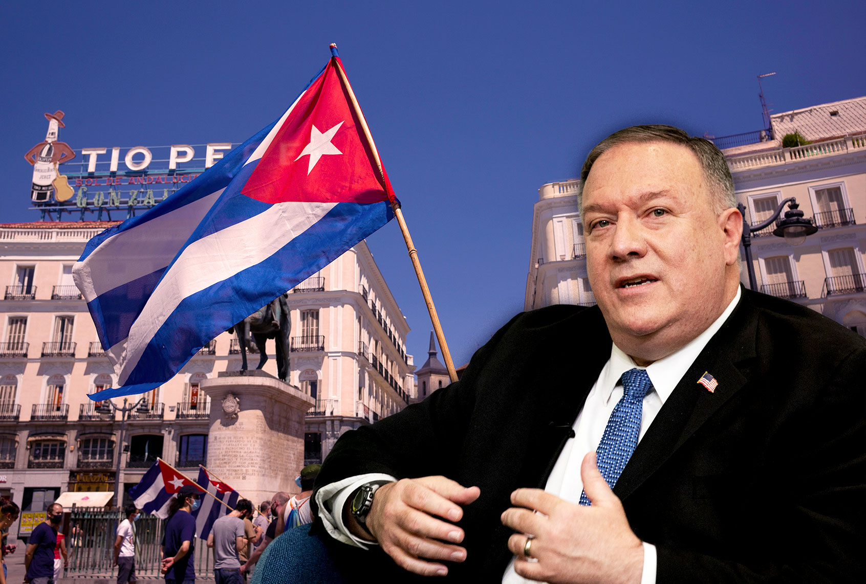 Trump and Mike Pompeo's parting outrage: Falsely accusing Cuba of sponsoring terrorism thumbnail