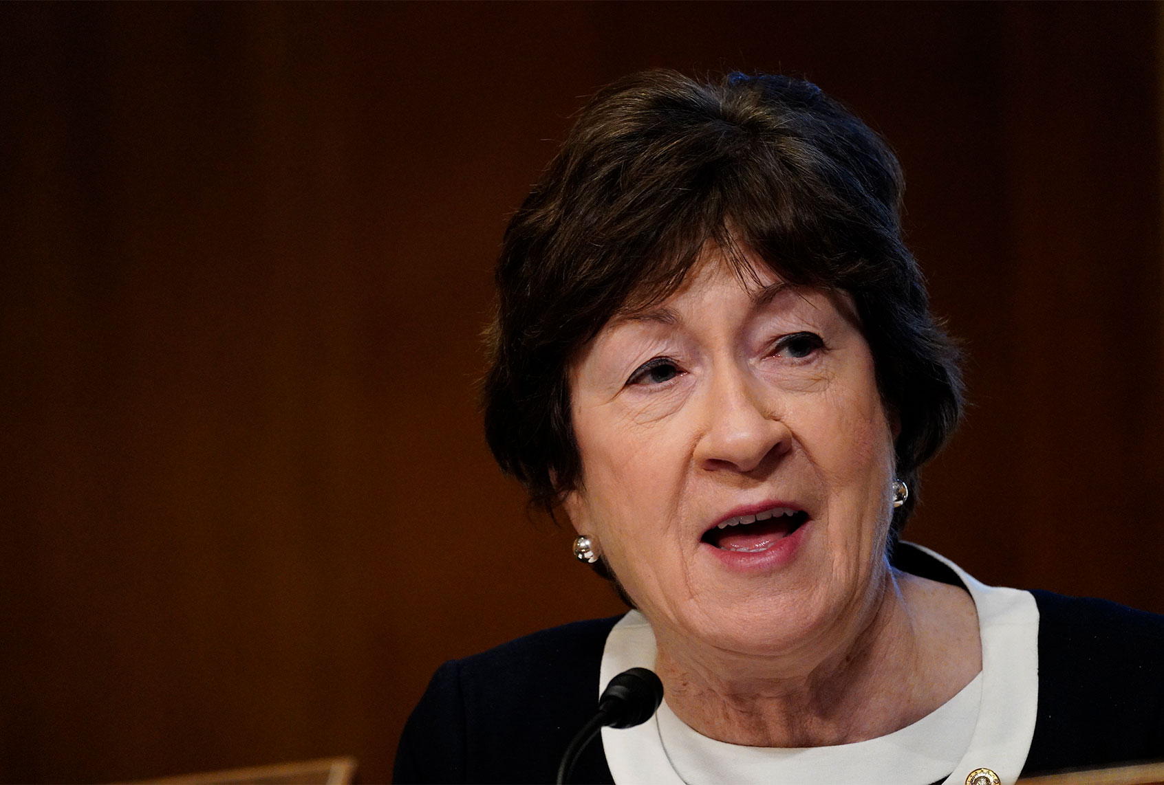 "Susan Collins: Schumer ""going out of his way to alienate the most bipartisan member of the Senate"""