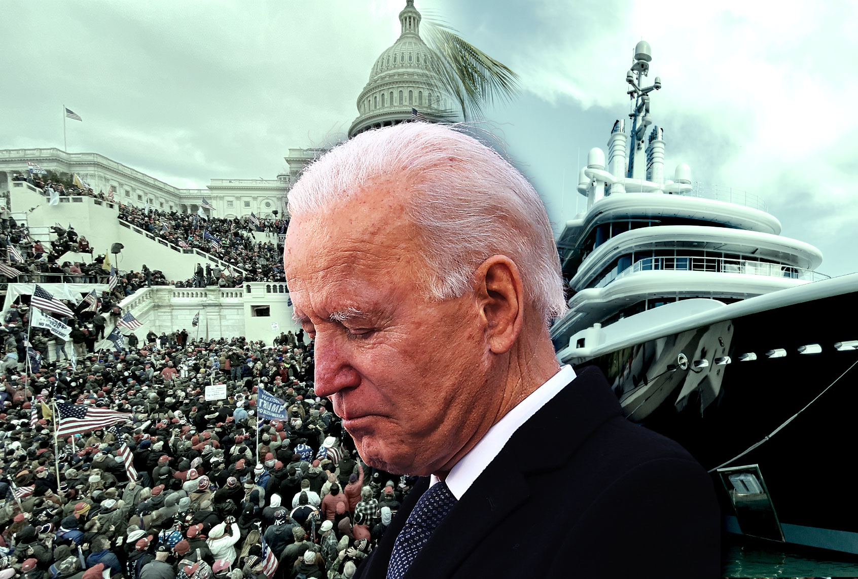 Papering over the rot: Joe Biden's window dressing can't end oligarchy thumbnail