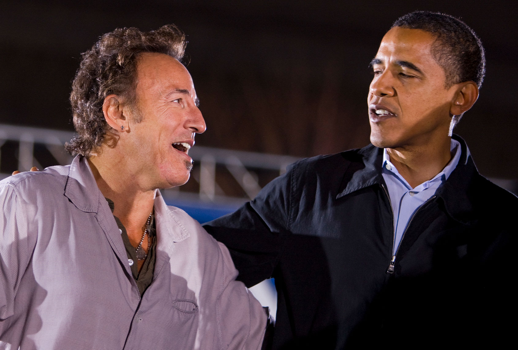 At its heart, Obama and Springsteen's podcast is redefining the toxic masculinity upheld by Trump - Salon