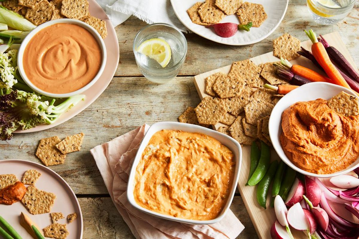 <p>Trader Joe's 11 best dips for Superior snacking thumbnail