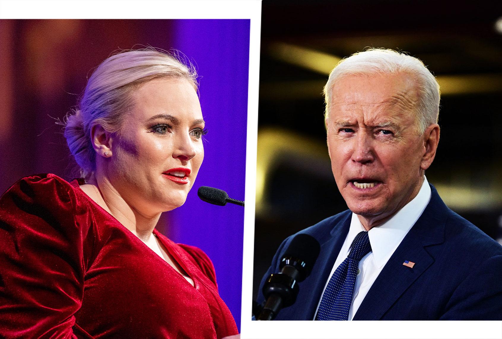 Who won Meghan McCain's vote for president? Husband reveals it wasn't Joe Biden thumbnail