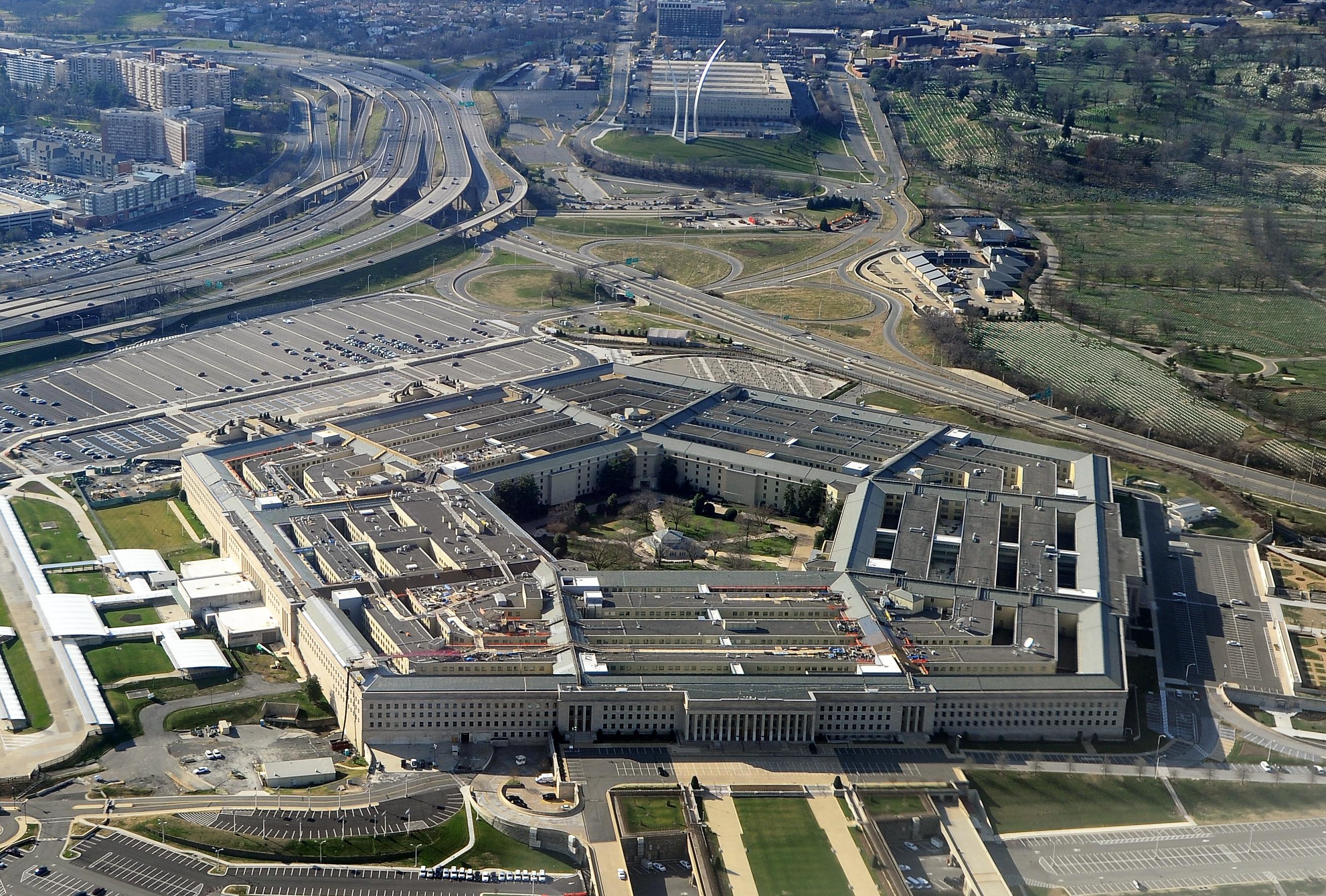 The Pentagon budget goes  thumbnail