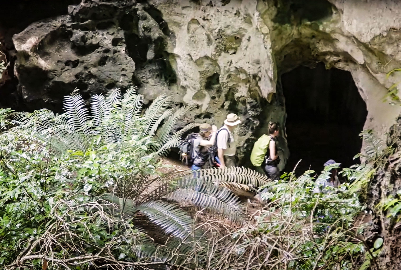 <p>What a 78,000-year-old Kid buried in a Kenyan cave Informs us about ancient humans thumbnail