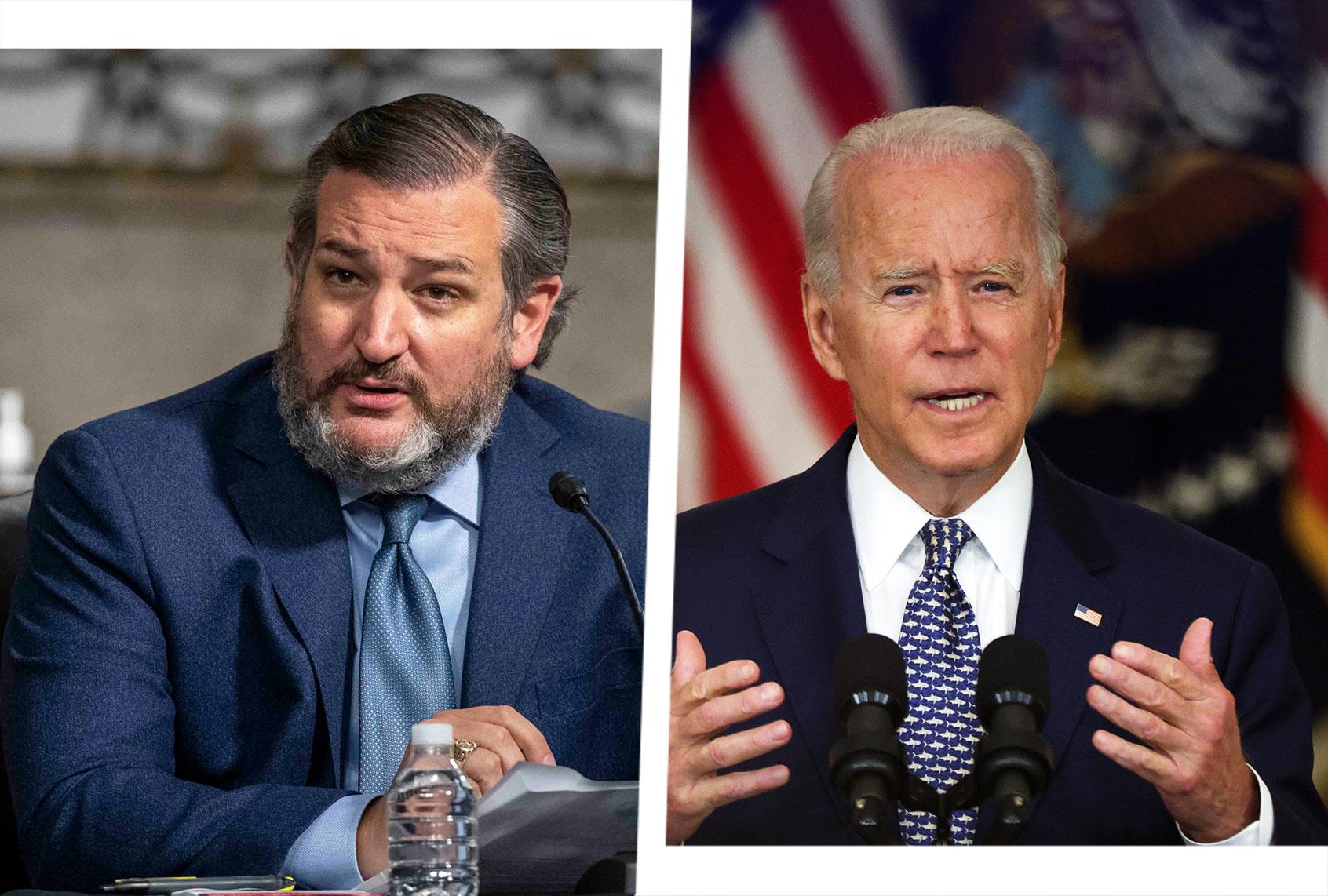 """Death grip"": Ted Cruz blocks masse of Biden nominees right before Senate leaves for summer recess thumbnail"