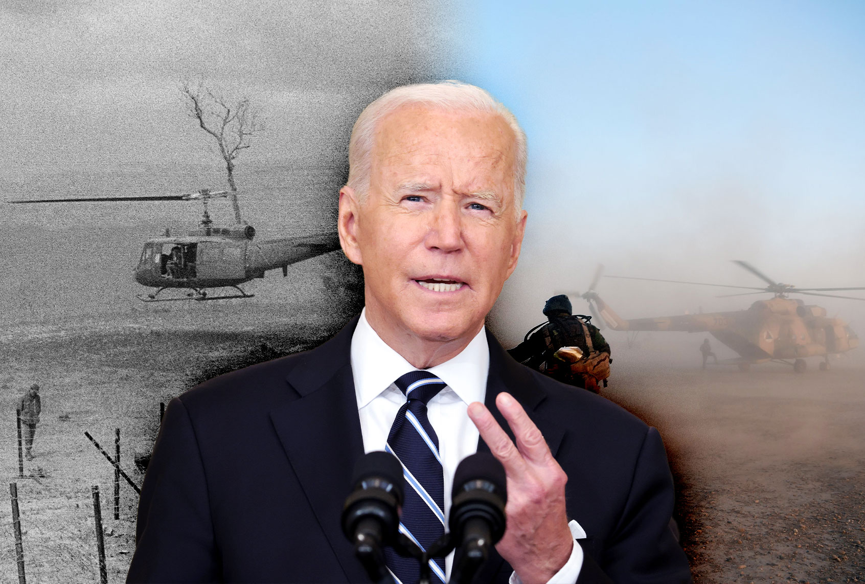 When foreign policy goes south: Biden, Afghanistan and the lessons of history thumbnail