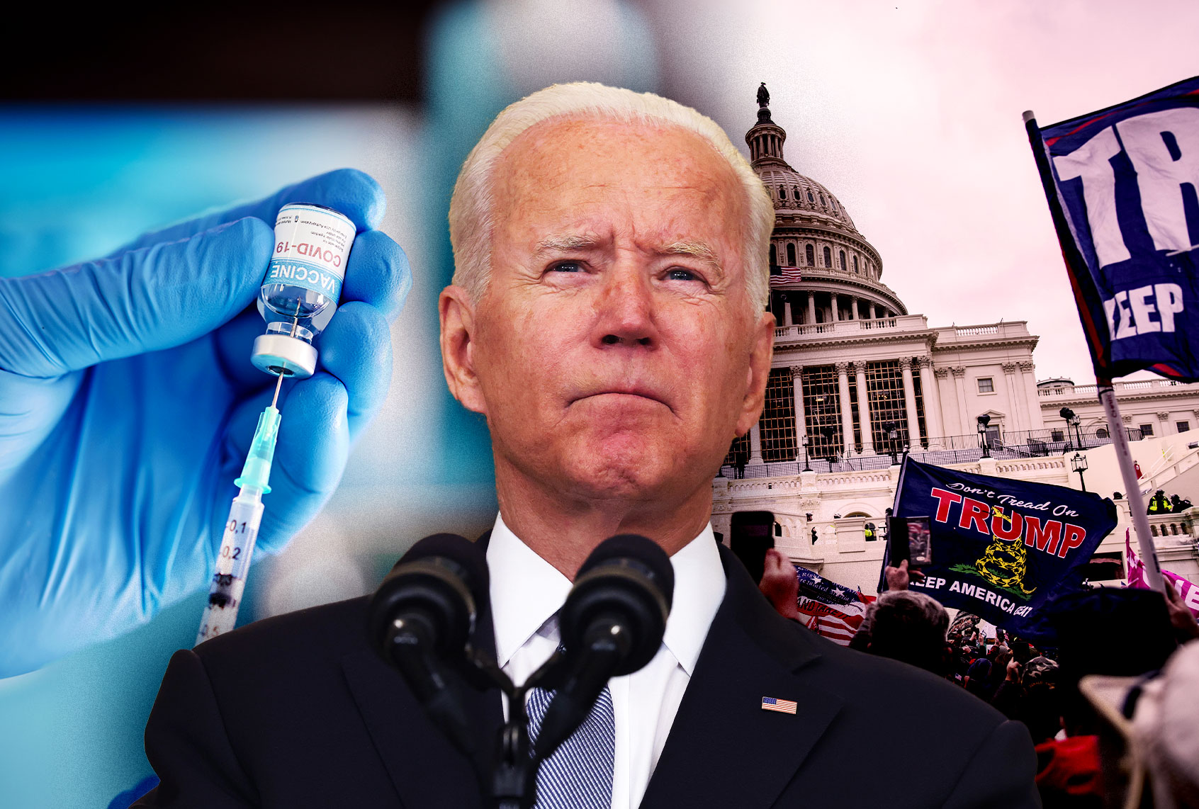 Will Republicans really try to impeach Biden? Sure — he's wounded, and they smell blood thumbnail